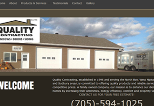 quality contracting website